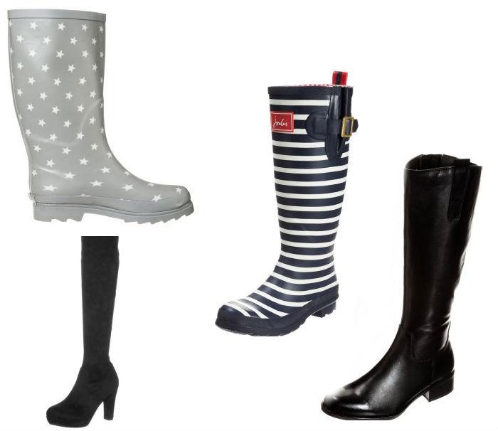 Zestawy stylowych jesiennych butów