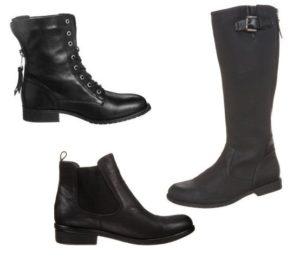 Modne jesienne obuwie