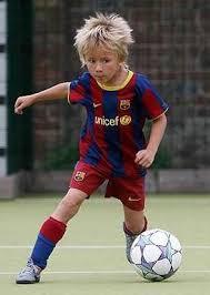 Twoja mała gwiazda piłkarska
