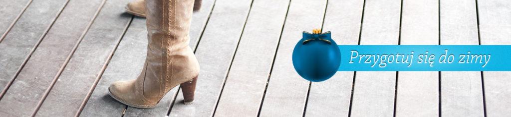 Przygotuj się do zimy – botki i kozaki damskie