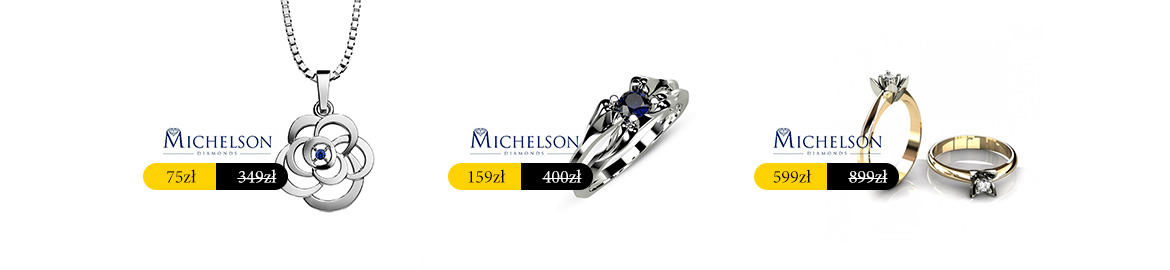 Michelson Diamonds – unikalna biżuteria