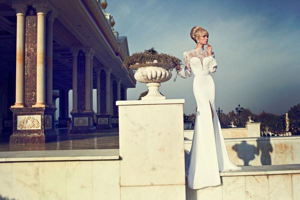 Wspaniałe suknie ślubne Dalia Manashrova