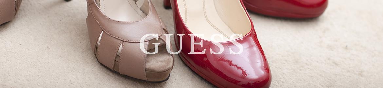 Modne i wygodne obuwie damskie Guess w przedświątecznej promocji