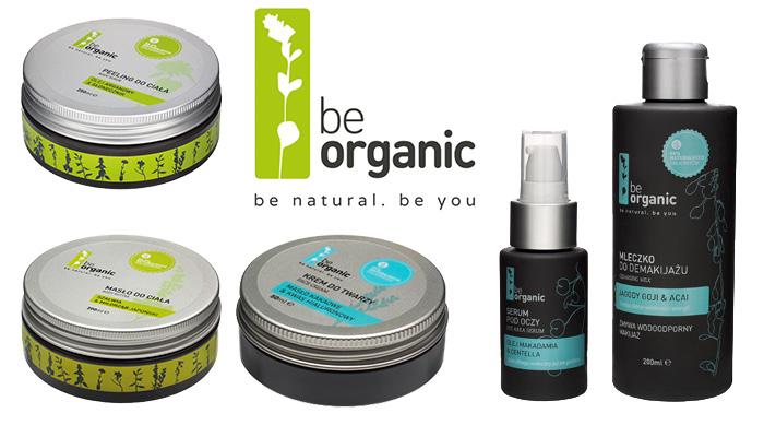 Be Organic – nowa marka kosmetyków naturalnych